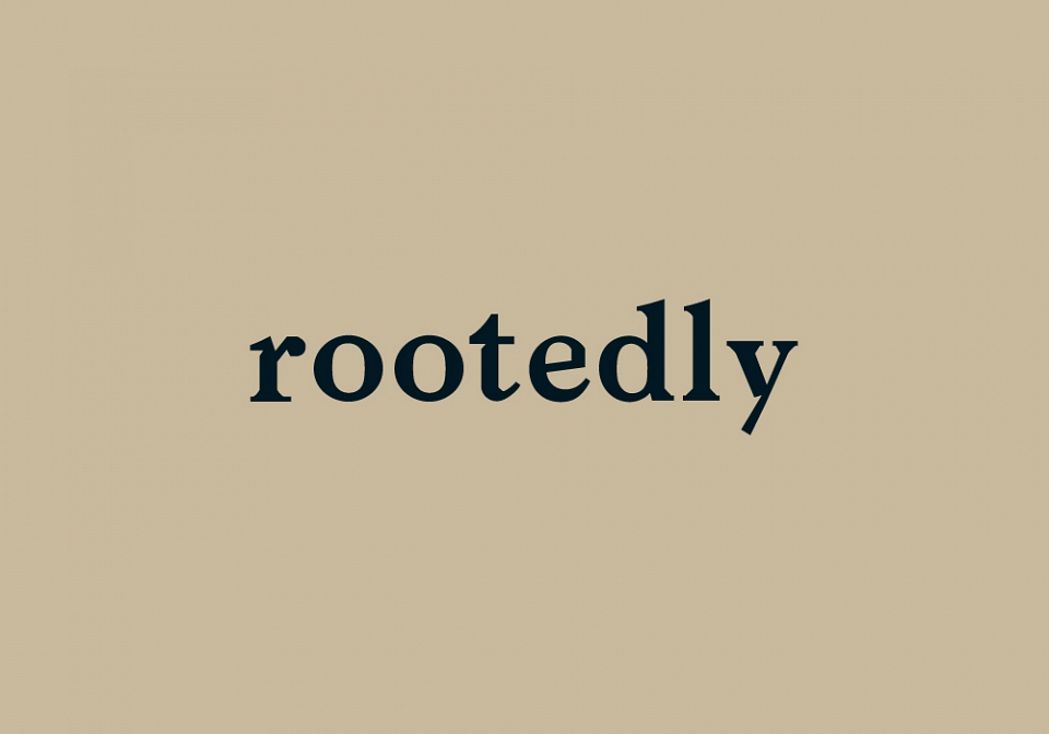 rootedly